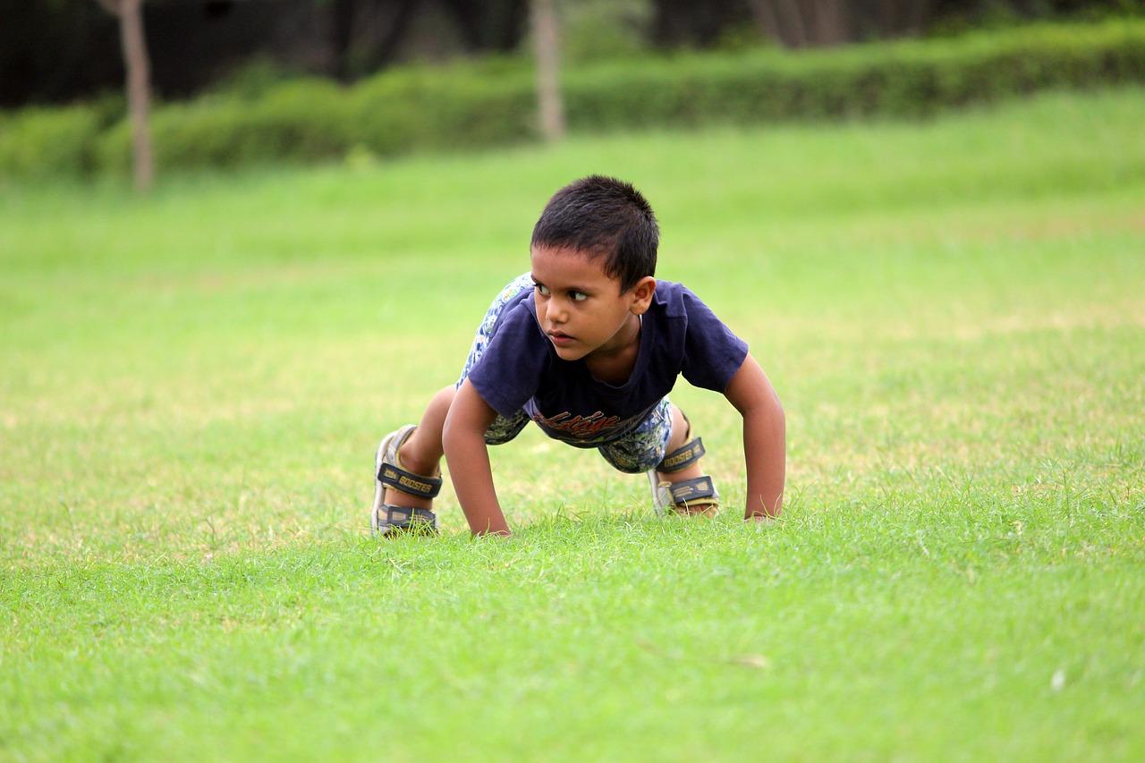 Kiedy dziecko ma być żołnierzem, jego życie staje się nieustanną walką